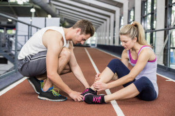 Sports and Workplace Injuries
